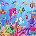 billige Dameure-Træpuslespil Delfin Håndlavet / Decompression Toys Træ / Metallegering 1 pcs Børn / Teenager Gave