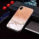 رخيصةأون Huawei أغطية / كفرات-غطاء من أجل Apple iPhone XS / iPhone XR / iPhone XS Max نموذج غطاء خلفي حجر كريم ناعم TPU