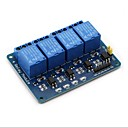 cheap Modules-4 Channel DC 5V Relay Module for Arduino Raspberry Pi DSP AVR PIC ARM