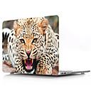 """ieftine Ecrane Protecție Tabletă-MacBook Case with Protectors Animal PVC pentru Noul  MacBook Pro 15"""" / New MacBook Air 13"""" 2018"""