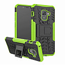 cheap Makeup & Nail Care-Case For Samsung Galaxy A5(2018) with Stand Back Cover Armor Hard PC for A5(2018)