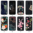 economico Custodie / cover per Galaxy serie S-Custodia Per Samsung Galaxy S9 Plus / S9 Fantasia / disegno Per retro Animali / Fiore decorativo Morbido TPU per S9 / S9 Plus / S8 Plus