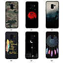 cheap Galaxy S Series Cases / Covers-Case For Samsung Galaxy S9 Plus / S9 Pattern Back Cover Word / Phrase / Scenery / Dream Catcher Soft TPU for S9 / S9 Plus / S8 Plus