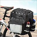 abordables Sacs de Vélo-36-55 L Sac de Porte-Bagage / Double Sacoche de Vélo Ajustable, Portable, Poids Léger Sac de Vélo Nylon Sac de Cyclisme Sacoche de Vélo Cyclisme Camping / Trottinette