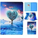 cheap iPad  Cases / Covers-Case For Apple iPad (2018) / iPad 4/3/2 Card Holder / with Stand / Flip Full Body Cases Tree Hard PU Leather for iPad Air / iPad 4/3/2 / iPad Mini 3/2/1