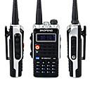 ieftine Afișaje-baofeng® bf-uvb2 plus handheld walkie talkie> 10km 8w radio cu două căi