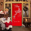 Χαμηλού Κόστους Φακοί-Αυτοκόλλητα πόρτας - 3D Αυτοκόλλητα Τοίχου Χριστούγεννα / Διακοπών Εσωτερικό / Υπαίθριο