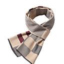 billige Mode Halskæde-Herre Basale Rektangulær Flettet, Farveblok