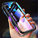abordables Bombillas LED de Mazorca-Funda Para Apple iPhone XR / iPhone XS Max Antigolpes / Transparente / Magnética Funda de Cuerpo Entero Un Color Dura Vidrio Templado para iPhone XS / iPhone XR / iPhone XS Max
