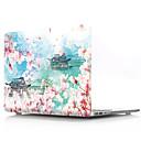 """رخيصةأون القلائد-MacBook صندوق زهور PVC إلى MacBook Pro 13-inch / MacBook Pro 15-inchمع شاشة ريتينا / New MacBook Air 13"""" 2018"""
