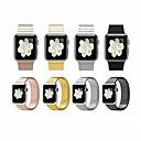 billige Apple Watch urremme-Urrem for Apple Watch Series 4 / Apple Watch Series 4/3/2/1 Apple Klassisk spænde Metal / Rustfrit stål Håndledsrem