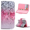 cheap iPod Cases/Covers-Case For iTouch 5/6 Card Holder / with Stand / Flip Back Cover Hard