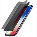 Недорогие Чехлы и кейсы для Galaxy S-ASLING Защитная плёнка для экрана для Apple iPhone XS / iPhone X Закаленное стекло 2 штs Защитная пленка для экрана Уровень защиты 9H / Anti-Spy