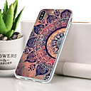cheap iPhone Cases-Case For Apple iPhone XS Max Dustproof / Ultra-thin / Pattern Back Cover Geometric Pattern Soft TPU for iPhone XS Max