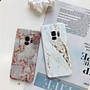رخيصةأون حافظات / جرابات هواتف جالكسي S-غطاء من أجل Samsung Galaxy S9 / S9 Plus / S8 Plus مثلج / نموذج غطاء خلفي حجر كريم قاسي الكمبيوتر الشخصي