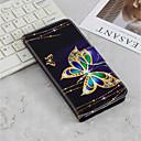رخيصةأون Lenovo أغطية / كفرات-غطاء من أجل Samsung Galaxy J6 (2018) / J6 Plus / J4 (2018) محفظة / حامل البطاقات / مع حامل غطاء كامل للجسم فراشة قاسي جلد PU