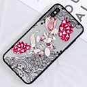 cheap iPhone Cases-Case For Apple iPhone XS / iPhone XS Max Translucent / Pattern Back Cover Flower Hard PC for iPhone XS / iPhone XR / iPhone XS Max