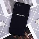 billige Etuier / covers til Galaxy S-modellerne-Etui Til Apple iPhone XR / iPhone XS Max Mønster Bagcover Ord / sætning Blødt TPU for iPhone XS / iPhone XR / iPhone XS Max