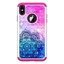 cheap PS4 Accessories-Case For Apple iPhone XR / iPhone XS Max Rhinestone / Pattern Back Cover Mandala Hard PU Leather for iPhone XS / iPhone XR / iPhone XS Max