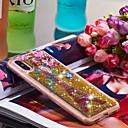 billige Mode Halskæde-Etui Til Xiaomi Mi 6X Stødsikker / Glitterskin Bagcover Eiffeltårnet / Glitterskin Blødt TPU for Xiaomi Mi 6X(Mi A2)