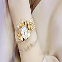 cheap Headsets & Headphones-Women's Dress Watch Quartz Silver / Gold Casual Watch Analog Ladies Fashion Minimalist - Gold Silver