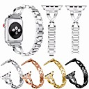 cheap Apple Watch Bands-Watch Band for Apple Watch Series 4 / Apple Watch Series 4/3/2/1 Apple Classic Buckle Metal Wrist Strap