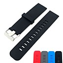 cheap Watch Bands for Garmin-Watch Band for Vivomove / Vivomove HR / Vivoactive 3 Garmin Sport Band / Classic Buckle Silicone Wrist Strap