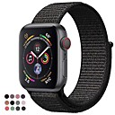 voordelige Apple Watch-bandjes-Horlogeband voor Apple Watch Series 4/3/2/1 Apple Sportband Nylon Polsband