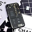 رخيصةأون ساعات الرجال-غطاء من أجل Apple iPhone XS / iPhone XR / iPhone XS Max نموذج غطاء خلفي كارتون ناعم TPU