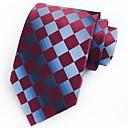 ieftine Cravate-Bărbați Plisat Birou Cravată