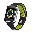 levne Chytré hodinky-JSBP M3 Unisex Inteligentní hodinky Android Bluetooth 2G Smart Voděodolné Dotykový displej Hands free hovory Informace Stopky Krokoměr Záznamník hovorů Sledování aktivity Měřič spánku / Budík
