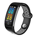 ieftine Instrumente Scris & Desen-q6 Bărbați Brățară inteligent Android iOS Bluetooth Smart Sporturi Rezistent la apă Monitor Ritm Cardiac Măsurare Tensiune Arterială Cronometru Pedometru Reamintire Apel Monitor de Activitate