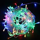 billiga Bakljus-3.5m Ljusslingor 20 lysdioder Multifärg Dekorativ 220-240 V 1set