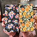 olcso iPhone tokok-Case Kompatibilitás Apple iPhone XR / iPhone XS Max Foszforeszkáló Fekete tok Virág Kemény PC mert iPhone XS / iPhone XR / iPhone XS Max