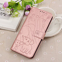 cheap Car Chargers-Case For Huawei P20 Pro / P20 lite Wallet / Card Holder / with Stand Full Body Cases Animal / Elephant Hard PU Leather for Huawei P20 / Huawei P20 Pro / Huawei P20 lite