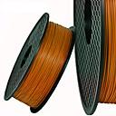 billiga LED-lampor med G-sockel-Tronxy® 3D-skrivarfilament PLA 1.75 mm 1 kg för 3D-skrivare