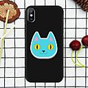 رخيصةأون أغطية أيفون-غطاء من أجل Apple iPhone XS / iPhone XR / iPhone XS Max نموذج غطاء خلفي قطة ناعم TPU