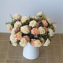 رخيصةأون أقطاب المشي-زهور اصطناعية 1 فرع كلاسيكي حفلة دعامات أرطنسية الزهور الخالدة أزهار الطاولة