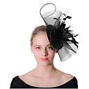 ieftine Bijuterii de Păr-Pentru femei femei Floral Vintage Petrecere Elegant,Pană Material Textil / Tiare