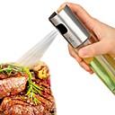 ieftine Ustensile de Fructe & Legume-oțel inoxidabil ulei de măsline pulverizator ulei pulverizator sticlă pompă de sticlă ulei oală scurgere-dovada picături de ulei dozator bbq