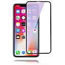 رخيصةأون ساعات الرجال-حامي الشاشة إلى Apple iPhone XS Max زجاج مقسي 1 قطعة حامي شاشة أمامي (HD) دقة عالية / 9Hقسوة / 2.5Dحافة منعظفة