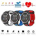 levne Chytré hodinky-Indear ST1 Unisex Inteligentní hodinky Android iOS Bluetooth Voděodolné Dotykový displej Monitor pulsu Měření krevního tlaku Sportovní Krokoměr Záznamník hovorů Sledování aktivity Měřič spánku sedav