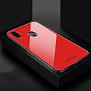 رخيصةأون واقيات شاشات Huawei-غطاء من أجل Huawei Huawei Note 10 / Huawei Honor 10 / الشرف V20 ضد الصدمات غطاء خلفي لون سادة قاسي TPU / زجاج مقوى
