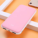 Недорогие Скины для iPhone-10000 mAh Назначение Внешняя батарея Power Bank 5 V Назначение 2.1 A Назначение Зарядное устройство с кабелем LED