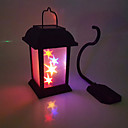 ieftine Becuri Solare LED-1 buc 0.2 W Veioză / Lumini Solare LED / Led Street Street Solar Multicolor 1.2 V Lumina Exterior / Curte / Grădină LED-uri de margele