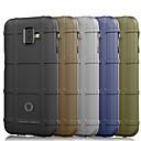 رخيصةأون إكسسوارات سامسونج-غطاء من أجل Samsung Galaxy Note 9 / Note 8 ضد الصدمات غطاء خلفي لون سادة ناعم TPU