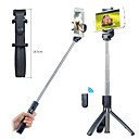 cheap Smart Switch-APEXEL Selfie Stick Bluetooth Extendable Max Length 70 cm For Universal Android / iOS Universal
