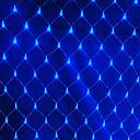 ieftine Fâșii Becurie LED-2x2m lămpi șir 144 LED-uri rgb alb albastru rezistent la apa partid creative 220-240 v 1 set