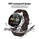 Χαμηλού Κόστους Έξυπνα ρολόγια-KUPENG W8 Γιούνισεξ Έξυπνο ρολόι Android iOS Bluetooth Smart Αθλητικά Αδιάβροχη Συσκευή Παρακολούθησης Καρδιακού Παλμού Μέτρησης Πίεσης Αίματος / Οθόνη Αφής / Θερμίδες που Κάηκαν / Μεγάλη Αναμονή