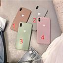 preiswerte iPhone Hüllen-case für apple iphone xr / iphone xs max muster rückseitige abdeckung herz weichen tpu für iphone x xs 8 8plus 7 7plus 6 6s 6plus 6s plus
